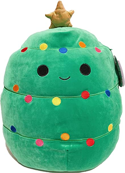 Amazon.com: SQUISHMALLOWS Kellytoy 2020 Christmas Squad Plush Toy