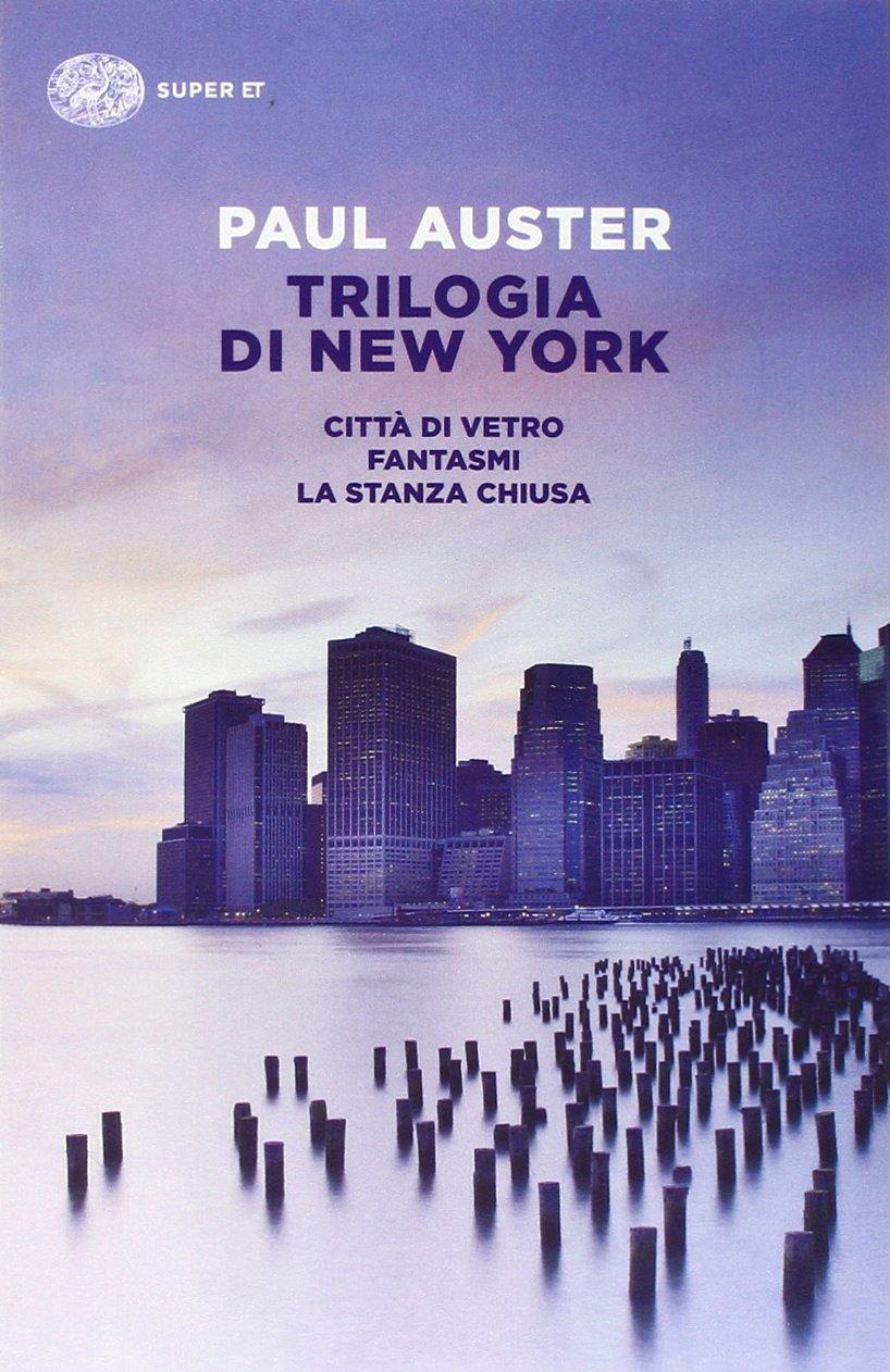 Risultati immagini per trilogia di new york