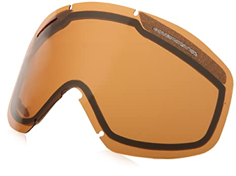 f11e6af30b Oakley O2 XM Mens Replacement Lens Snow Goggles Accessories One Size Black  Iridium