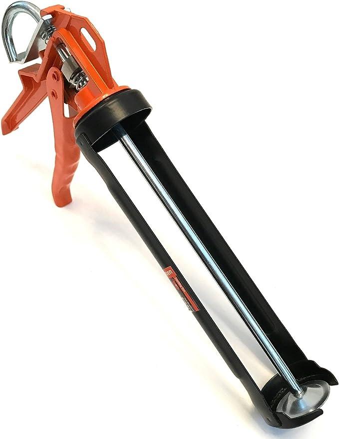 Heavy Duty 400 ml Silicone Mastic Calfeutrage pistolet tout en métal S951458