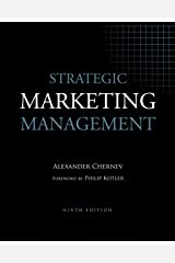 Strategic Marketing Management, 9th Edition Kindle Edition