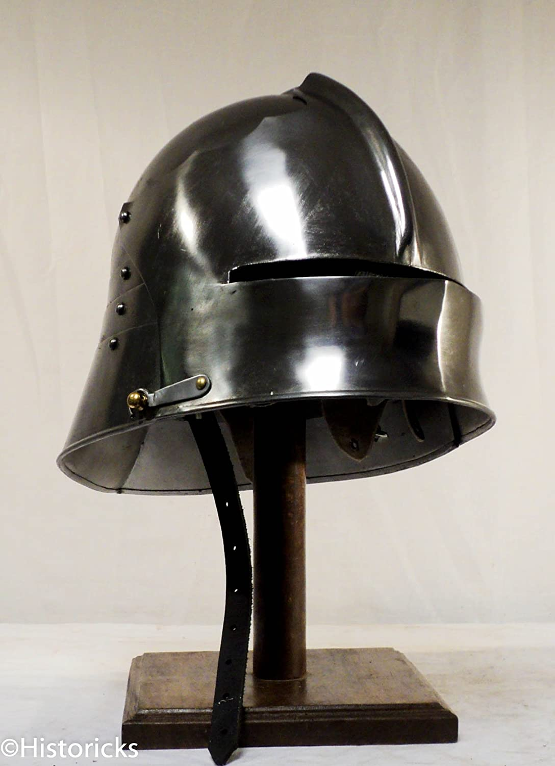 European' Sallet Helmet  reenactment   roleplay   larp   fancydress