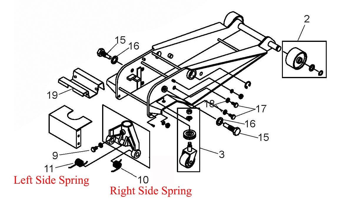 Allied 45491 Floor Jack Wiring Diagrams Repair Wiring Scheme