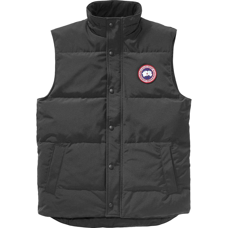 カナダグース メンズ ベスト Garson Down Vest [並行輸入品] B07BVWNSC8  S
