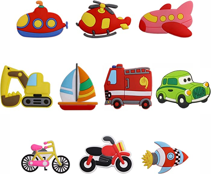 Top 9 Airplane Refrigerator Magnets For Toddlers