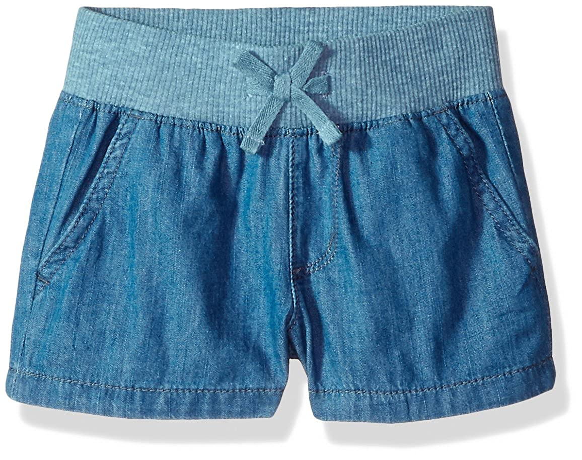 The Children's Place Big Girls' Knit Waistband Short The Children' s Place