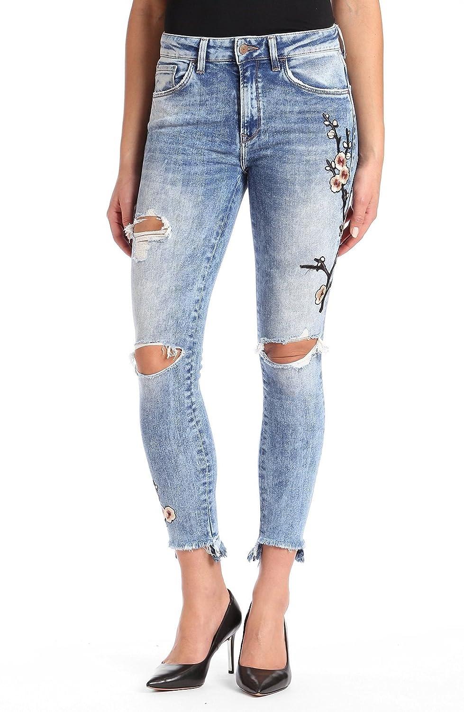 Mavi Womens Standard Tess Super Skinny High Rise