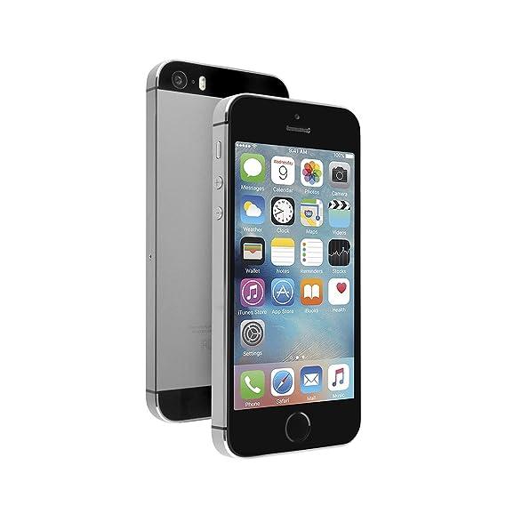 Amazon.com: Apple iPhone 5S 16GB Factory Unlocked Smartphone Gray