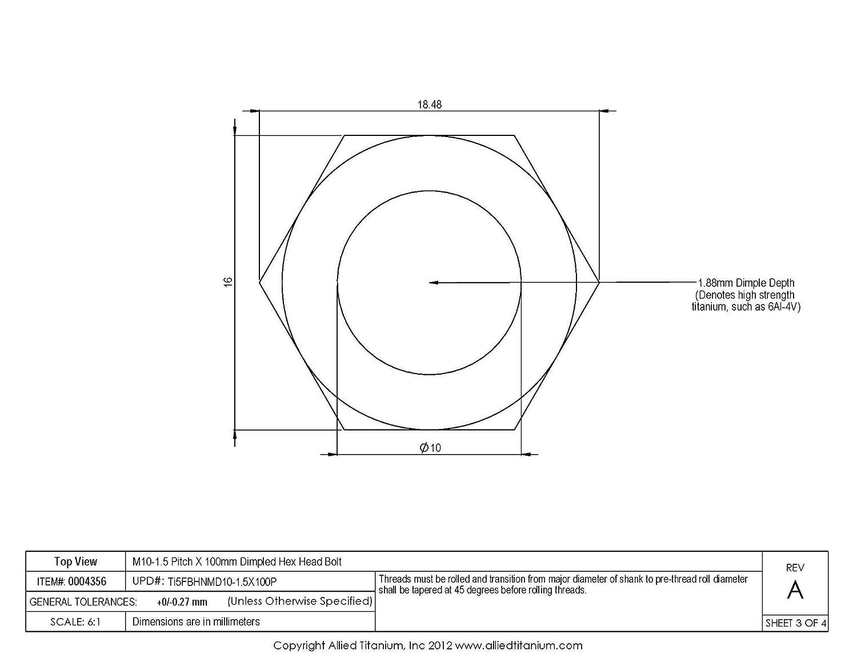 EWP-291-DU Pro-Lok 4-1//4 x 4-1//2 x 1-3//4 Wrap Plate Duronodic Finish