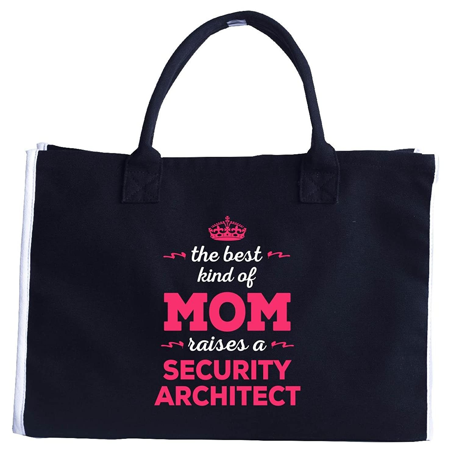 Best Kind Of Mom Raises A Security Architect. Gift For Mom - Fashion Tote Bag