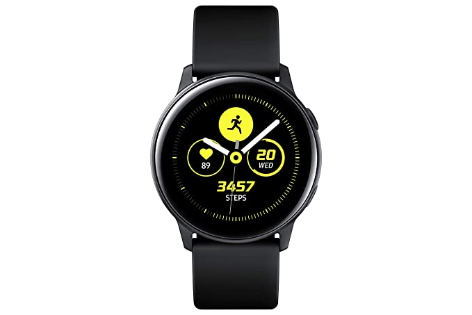 Samsung Galaxy Watch Active Schwarz Amazonde Elektronik