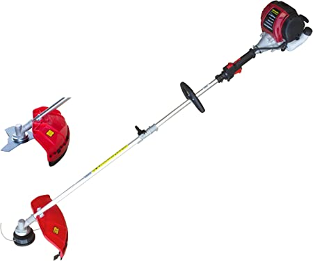 PowerSmart PS4531 Gas String Strimmer Brush Cutter - Best for Maneuvering