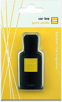Ipuro Car Line Autoduft Vanilla 2er Pack 2 X 1 Stück Drogerie Körperpflege