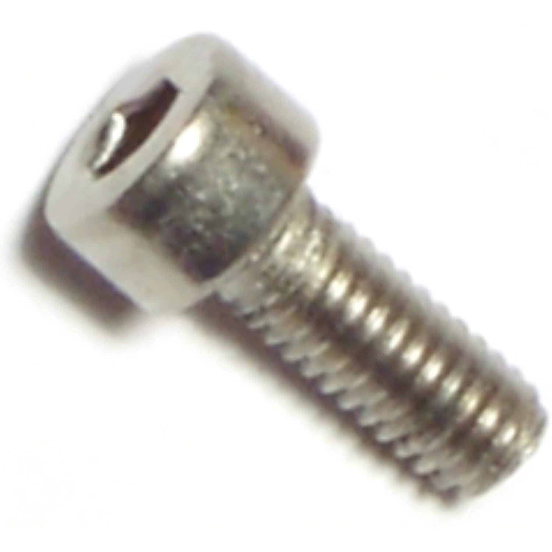 4mm-0.70 x 10mm Hard-to-Find Fastener 014973190200 Socket Cap Screws Piece-10