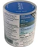 PanPastel - Peinture Pastel pour Artiste - Lot de 5 couleurs - Coffret de Démarrage - Bleus