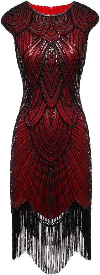 Fairy Couple Flapper Dress