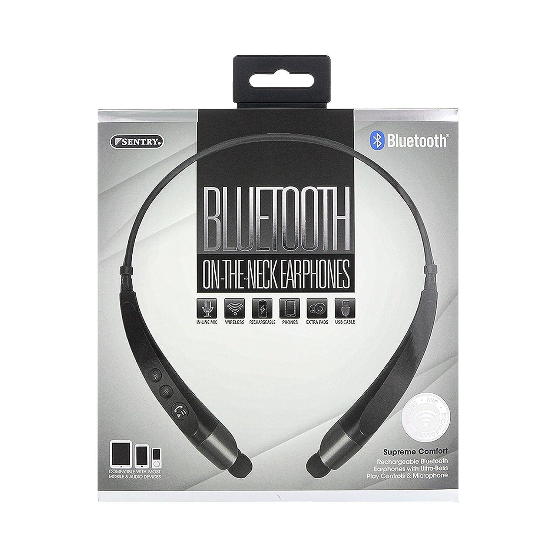 9b8f85ab807 Amazon.com: Sentry On The Neck Bluetooth Headphones: Electronics
