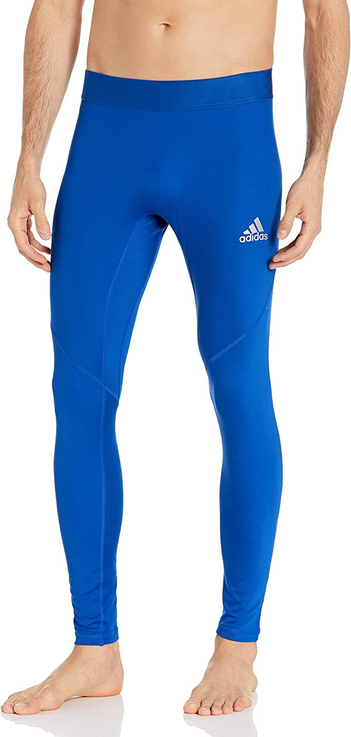 adidas Mens Training Alphaskin Sport Long Tight