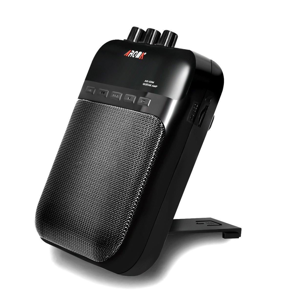 Mini Guitar Amp : lc prime aroma guitar amp mini portable clip amplifier speaker recorder 2 in 1 c ebay ~ Russianpoet.info Haus und Dekorationen