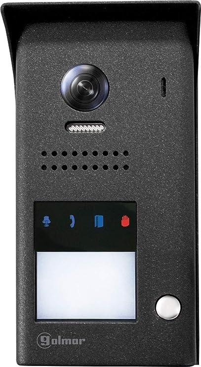 Kit Video Portero Superficie GOLMAR JAZZ VESTA7 GB2 Sistema 2 hilos Digital: Amazon.es: Bricolaje y herramientas