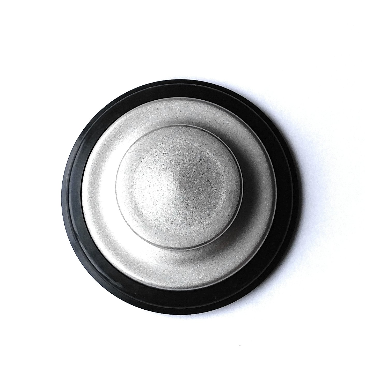 Sink stopper brushed stainless steel kitchen sink garbage disposal drain stopper fits kohler insinkerator waste king others by essential values