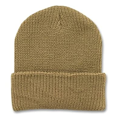 deb19bfe6be7ab Image Unavailable. Image not available for. Color: Decky (12 Pack) 12 Inch  Long Knit Watch Cap Beanie (One Size,