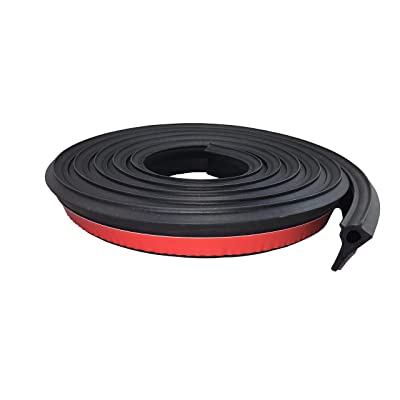 ESI Ultimate Tailgate Seal with Taper Seal 10ft for use with Truck Caps and Tonneau Covers: Automotive