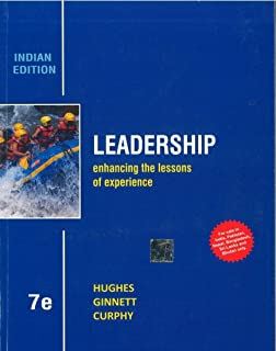 Leadership enhancing the lessons of experience richard hughes leadership enhancing the lessons of experience 7th by richard hughes international economy edition fandeluxe Choice Image