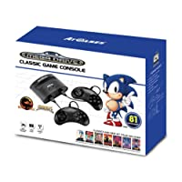 Sega Mega Drive Classic Game Retro Console 81 Built-In Games