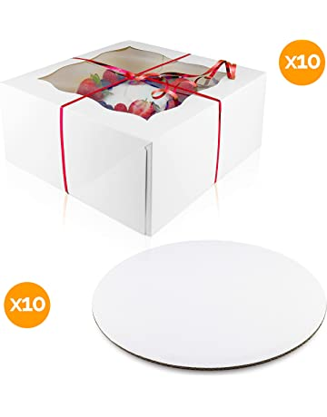 Amazon com: Bakery Take Out Containers - Disposables: Industrial