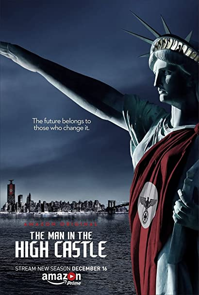 Image result for the man in the high castle poster