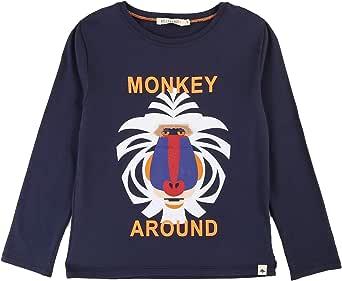 Billybandit Camiseta de algodón Estampada NIÑO