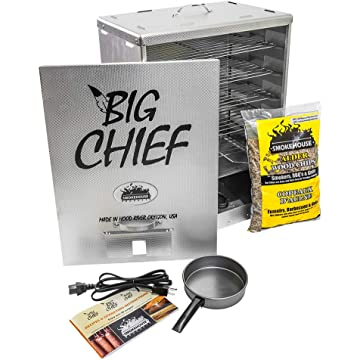 mini SmokeHouse Big Chief