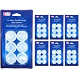 42 Reusable Ice Cube Balls Plastic Refreezable Ice Drinks Bar Parties Whisky !