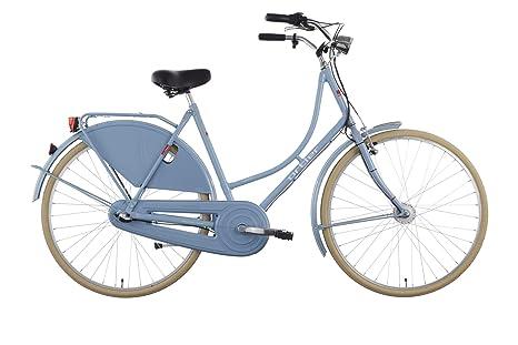 ORTLER Van Dyck - Bicicleta Holandesa - Azul Pastel 2019 Bicicleta ...