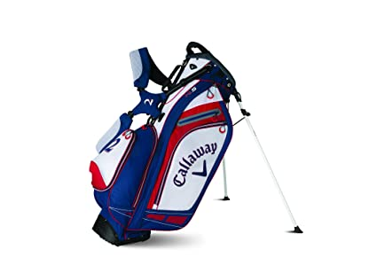 bbdad45af676 Image Unavailable. Image not available for. Color  NEW Callaway US Open  Limited Edition Red White Blue Stand Bag