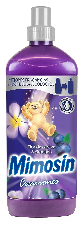 Mimosín - Creaciones Flor de Cerezo & Granada - Suavizante - 1500 ml - [Pack de 3]: Amazon.es: Salud y cuidado personal