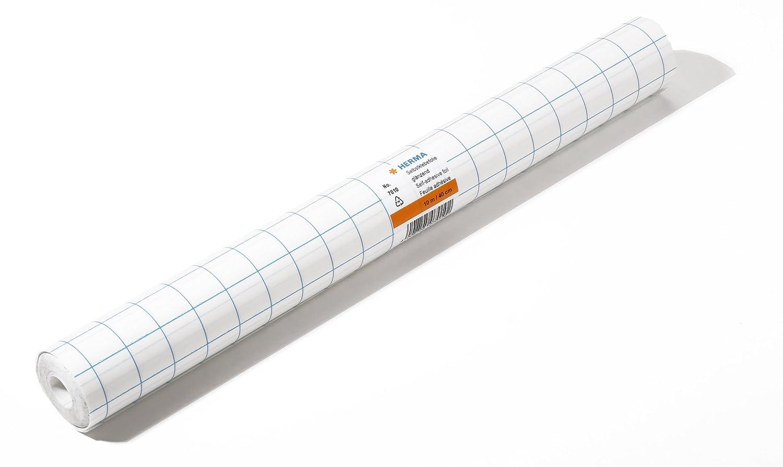 HERMA Buchschutzfolien, selbstklebend, 400 mm x 10 m HERMA GmbH 7010