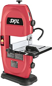 electric-powered SKIL metal band saw