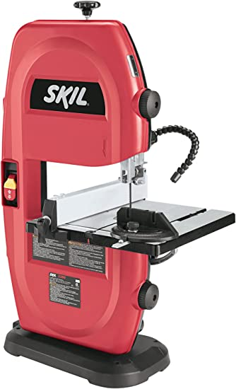 SKIL 3386-01 9-Inch Band Saw with Light - Versatility