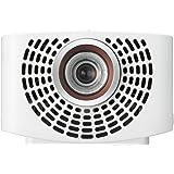 LG Minibeam PF1500G Portable Projector (Full HD, LED, 150,000:1 contrast, 1400 lumens) - White