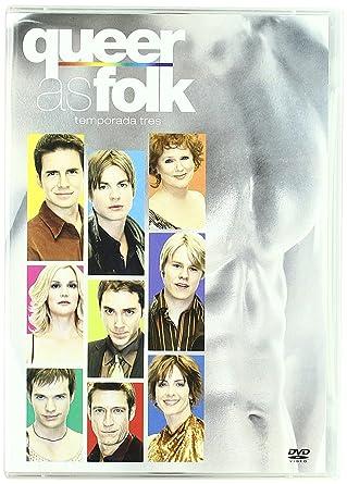Queer As Folk - Temporada 3 [DVD]: Amazon.es: Gale Harold, Thea ...