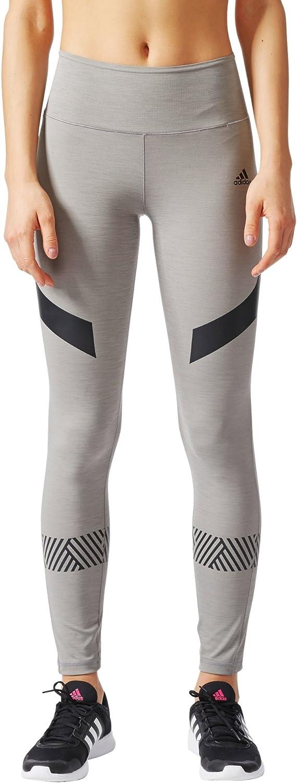 adidas ULT Tig HEA Collants Femme Gris/Noir