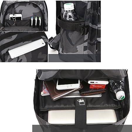 Amazon.com: MIMI KING PUBG 3 Level Backpack Outdoor Military Rucksacks Equipment Backpacktactical Backpack Trekking Handbag Woodland Camouflage with Data ...