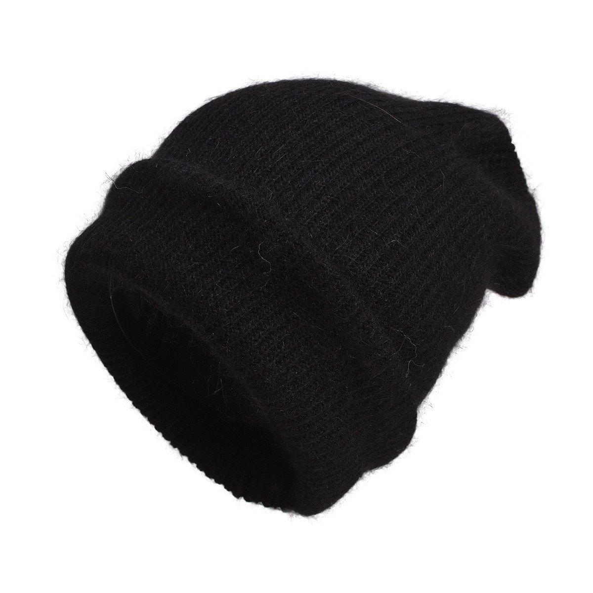 Lawliet Womens Cashmere Beanie Hat Ski Cap Slouchy Warm Winter Skull Y88  (Black) at Amazon Women s Clothing store  07c9f33784