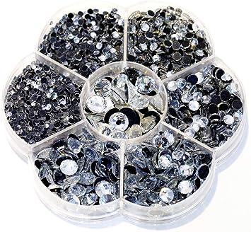 SS20 BLINGINBOX SS6-SS30 Glass Strass Crystal DMC Hot Fix Rhinestones Iron On Stones Flatback Clear Hotfix Rhinestones