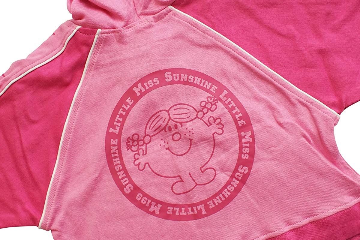 Little Miss Girls Baby Toddler Sunshine Zip Hoody Jacket Top Sizes from 6 to 23 Months