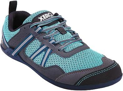 Xero Shoes Prio - Zapatillas minimalistas para correr y caminar descalzos para mujer - Fitness, Athletic Zero Drop: Amazon.es: Zapatos y complementos