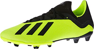 Mono vacante sí mismo  adidas X 18.3 FG, Botas de fútbol Hombre: Amazon.es: Zapatos y complementos