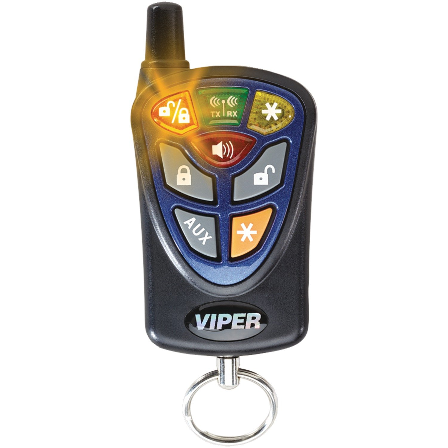 Viper LED 2-Way Remote, 488V